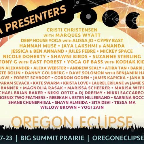 Annand Oregon Eclipse Yoga Set (Downtempo)