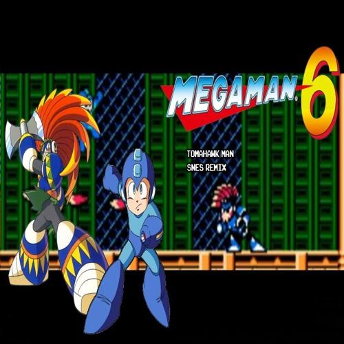 Tomahawk Man - Megaman 6 - Snes Remix