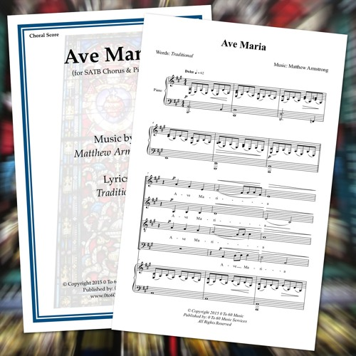 Ave Maria - Choral Edition
