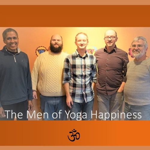 The Men Of Yoga Happiness