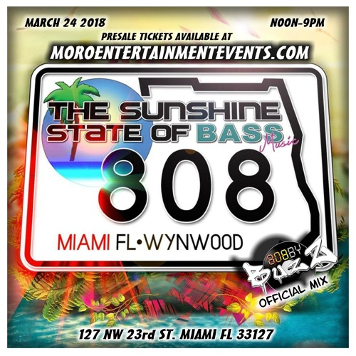 Official Sunshine State Of BASS Music Mix- BobbyBuzZ