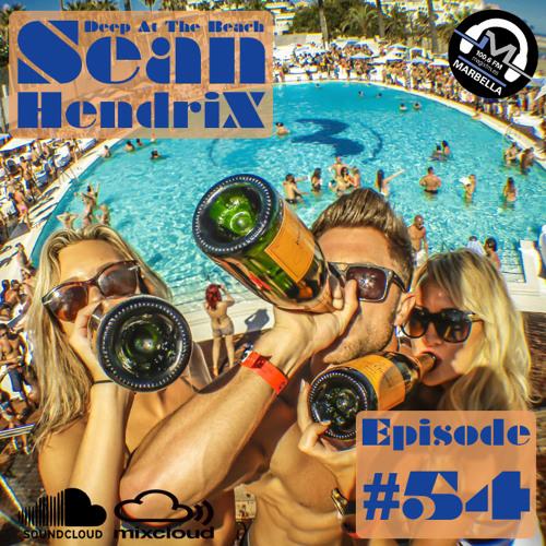 Deep At The Beach PODCAST #54 (MagixFM Marbella)