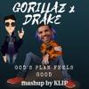 Mashup Drake X Gorillaz God S Plan Feeling Good By Klip Mp3
