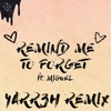 Kygo - Remind me to forget Ft Miguel(4ARR3H remix)