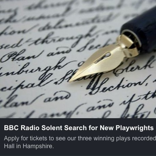Stephen Connolly Interviewed by Julian Clegg - BBC Solent Playwright Competition