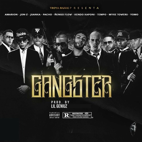Amarion ft Various - Gangster by Sebastian Alejandro