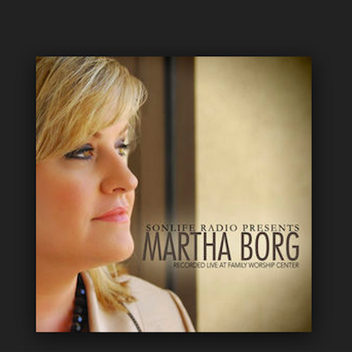 Take Me Thru This Valley - Martha Borg