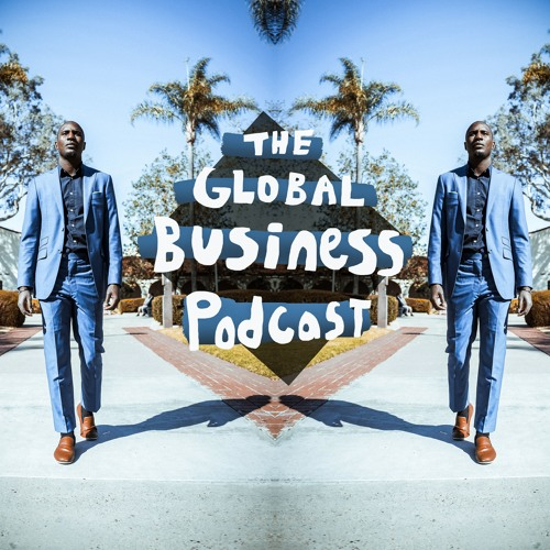 The Global Business Podcast Episode 1 with 17 Year Old Influencer Casey Adams