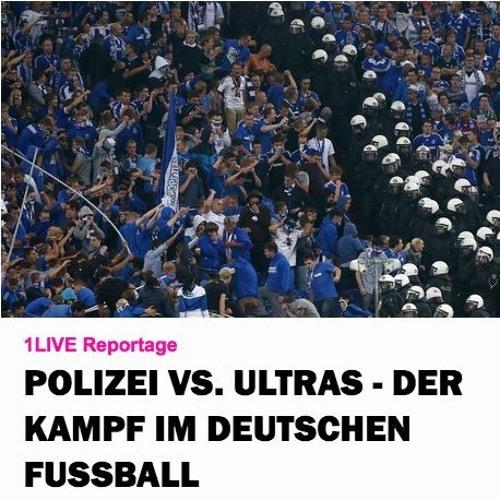 Polizei vs. Ultras - Der Kampf im deutschen Fußball | 1LIVE Reportage (03.01.2017)
