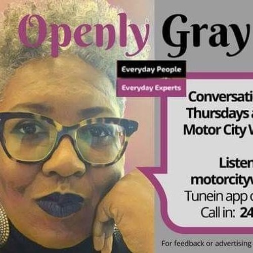 Openly Gray 03 - 15 - 18