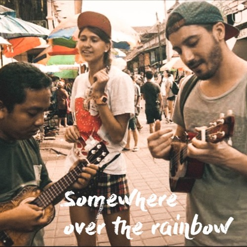 Somewhere Over The Rainbow (Intimate cover by Adrian Ström recorded in Indonesia)(Video on Youtube)