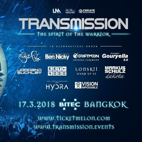 Ferry Corsten pres  Gouryella - live @ Transmission (Bangkok