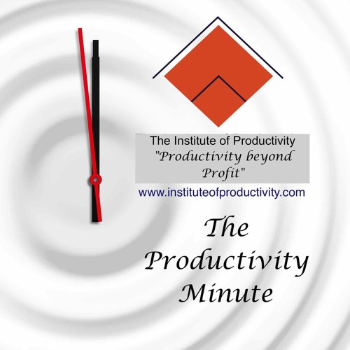 Productivity Minute - episode 6
