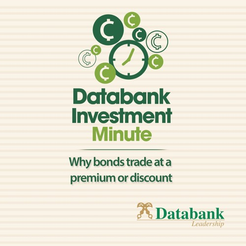 Bonds trading at a Premium or Discount