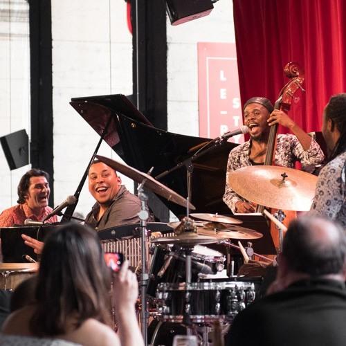 ERO Jazz Latin Quartet Live - Eté indien (J. Expert)