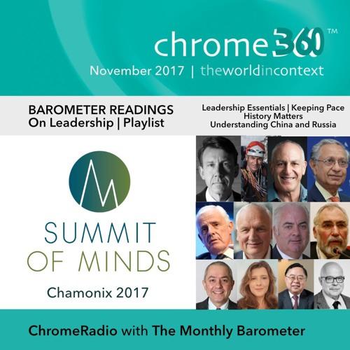 Chrome360 | CHAMONIX | BAROMETER READINGS - ON LEADERSHIP