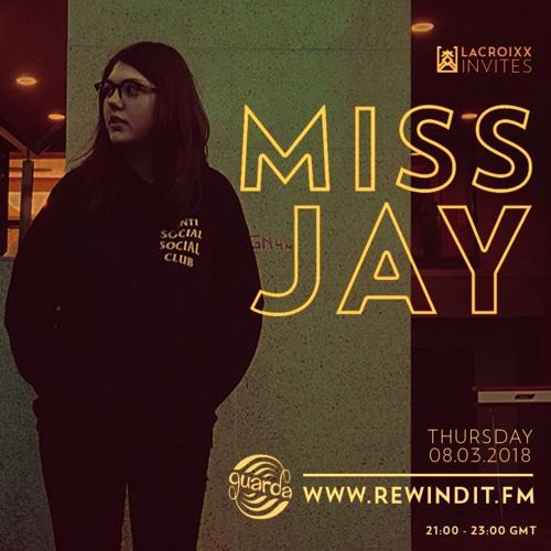 Rewind It #222 Lacroixx Blog with Miss Jay