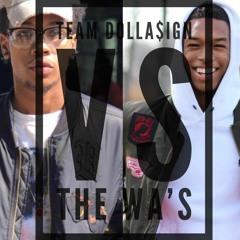 Team Dolla$ign Vs The WA's