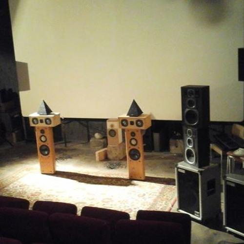 COSMOS by Générateurs @ Cinéma Oblo – Wolfonium#4 – 24 channels acousmonium(stereo recording)