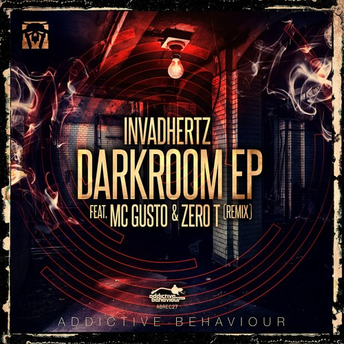 Invadhertz - Darkroom EP feat. MC Gusto & Zero T [Remix]