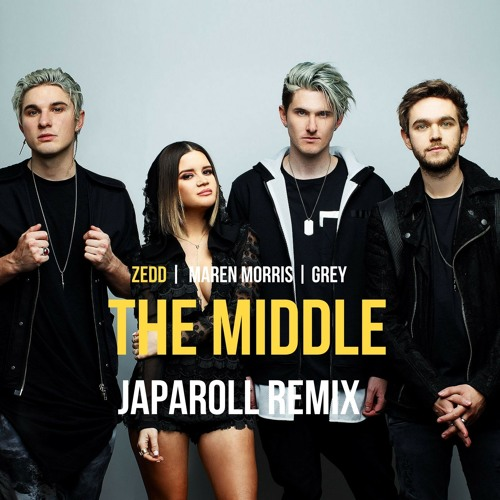 Zedd, Maren Morris, Grey - The Middle (JapaRoLL Remix) / FREE DOWNLOAD