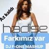 HADISE - FARKIMIZ VAR ( DJ F-ONE MASHUP )FREE DOWNLOAD