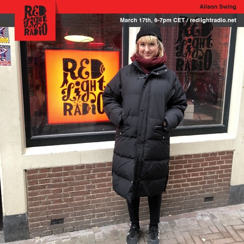 Alison Swing at Red Light Radio - March 17 2018