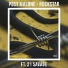 POST MALONE - ROCK STAR FT 21  (ILKAY SENCAN REMIX)