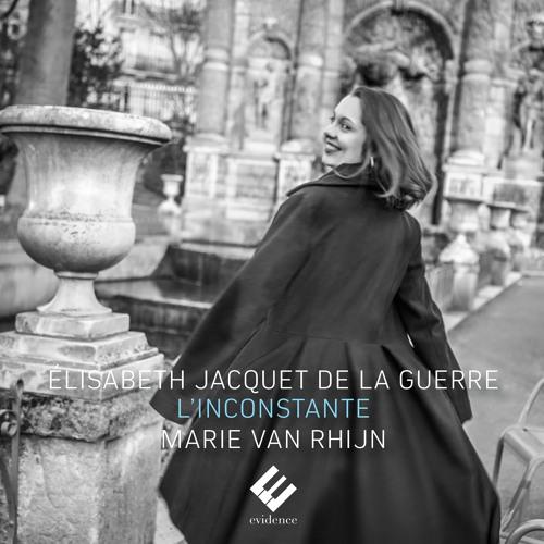 Elisabeth Jacquet de la Guerre: Pièces De Clavecin (Suite en La, Sarabande) | Marie van Rhijn