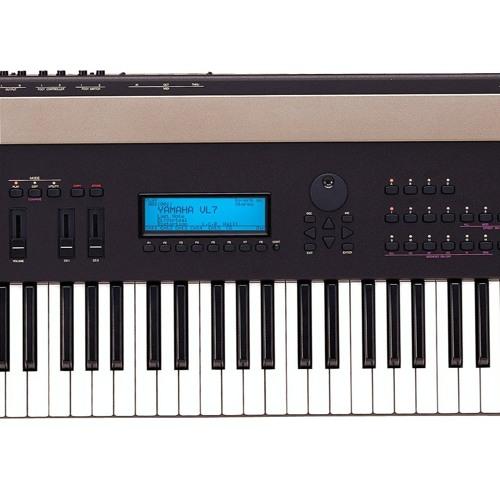 IonutExtreme - Kaval Yamaha VL7 with Breath Controller Yamaha BC3