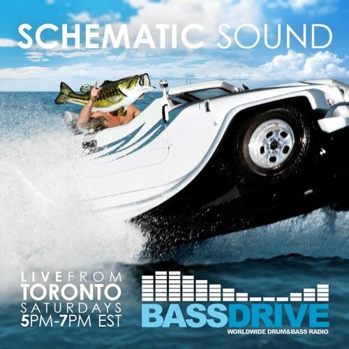 Schematic Sound LIVE on Bassdrive.com 03-10-18