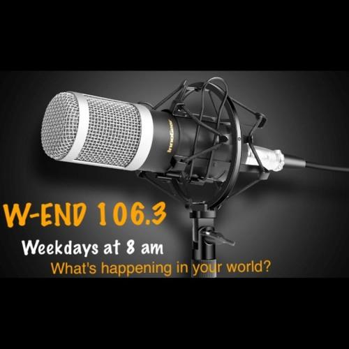 W-END 106.3 Radio Show dgst106