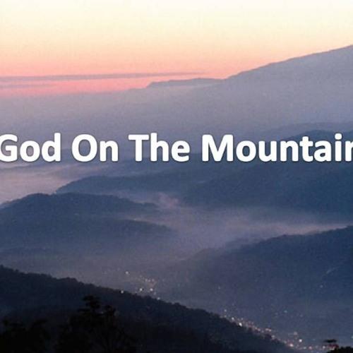 God On The Mountain - Custom R&B version
