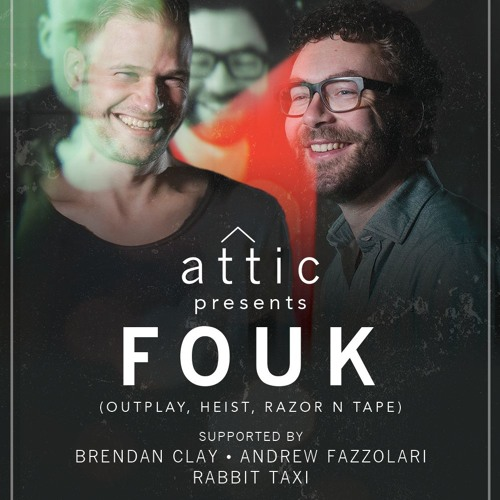 Brendan Clay - Live at Attic presents Fouk (20th January, 2017)