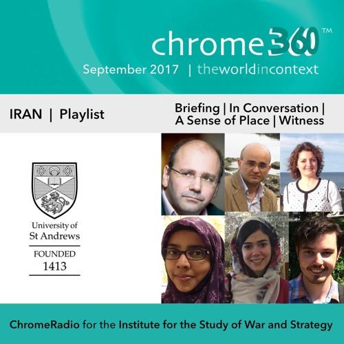 Chrome360 | IRAN | Sept 2017