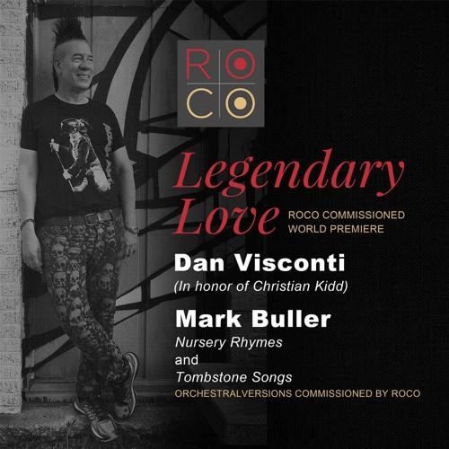 Visconti, Legendary Love (In honor of Christian Kidd)