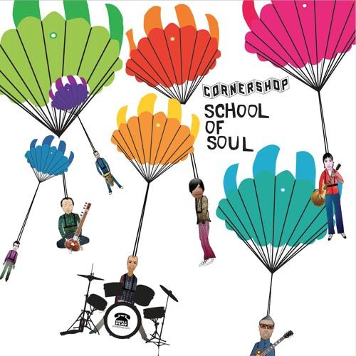 Cornershop 'Soul School' INSTRUMENTAL - Ample Play Records