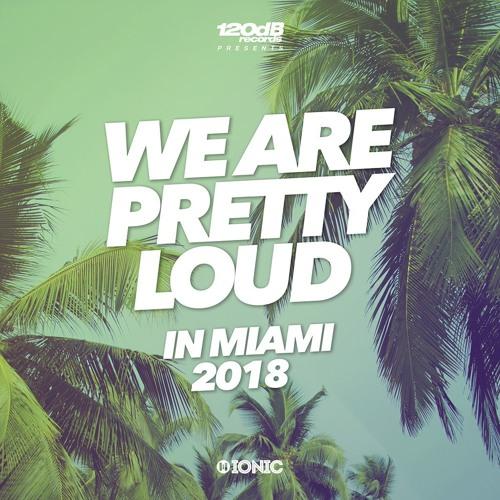 We Are Pretty Loud In Miami 2018 - MINIMIX