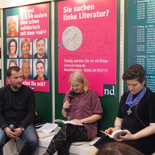 Folge 5: Nora Gomringer und Katja Hofmann - Lautstärke Ist Weiblich
