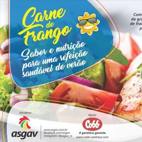 Asgav Spot30 Frango e Suco - ASGAV e COBB