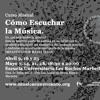 2018-03-20.- María Testa-Curso Cómo Escuchar la Música