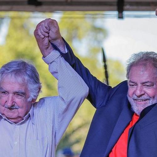 Quatro ex-presidentes sul-americanos se reúnem em caravana de Lula pelo Sul do Brasil