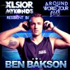 XLSIOR Around the World Tour 2K18 - by Ben Bakson