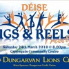 Geoff chats to John Coad from the Dungarvan Lions Club  about this year's Déise Jigs and Reels event