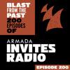 ARMADA - Invites Radio 200 2018-03-20 Artwork