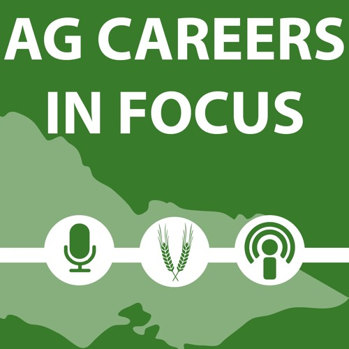 Ag Careers In Focus - Terry Griffin, veski Sustainable Agricultural Fellow