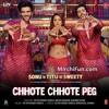 Chhote Chhote Peg - Sonu Ke Titu Ki Sweety Mp3 Song-(MirchiFun.com)