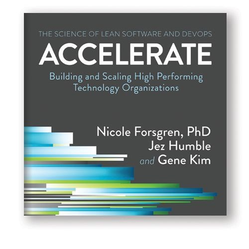 Accelerate: The Science of DevOps