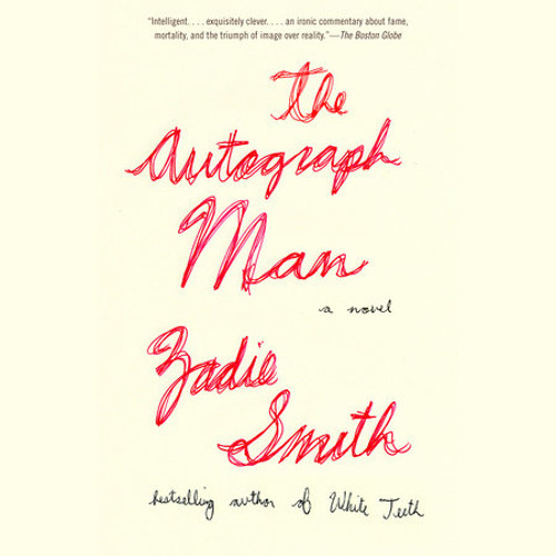 The Autograph Man by Zadie Smith, read by Ben Barnes