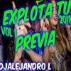 °EXPLOTA TU PREVIA //OTOÑO- INVIERNO 2018 // DJ ALEJANDRO L